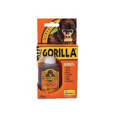 View more details about Gorilla Glue 100% waterproof 60ml Bottle 1044202